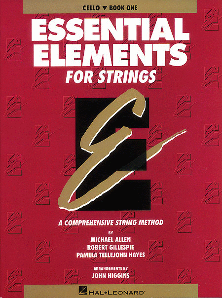 Essential Elements For Strings Book 1 (Cello)