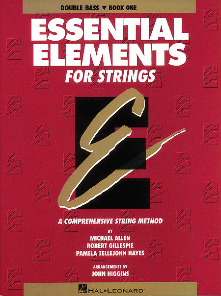 Essential Elements for Strings - Book 1 (Double Bass)