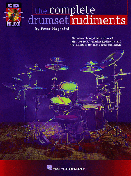 The Complete Drumset Rudiments