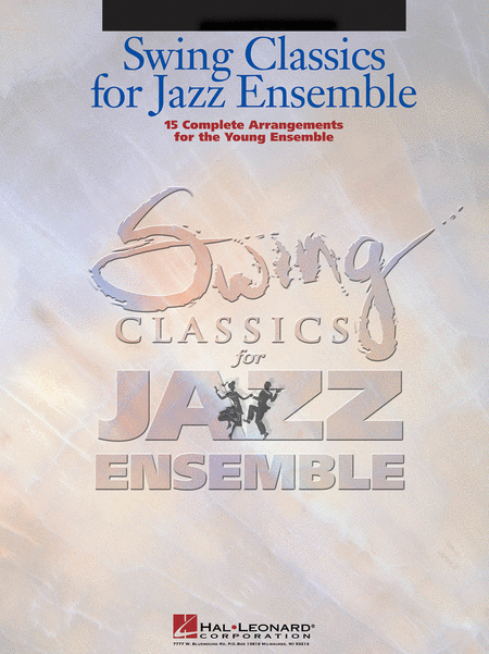 Swing Classics for Jazz Ensemble - Alto Sax 1