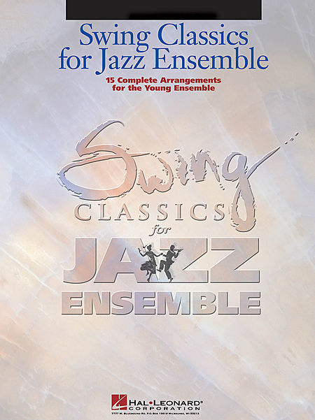 Swing Classics for Jazz Ensemble - Bari Sax