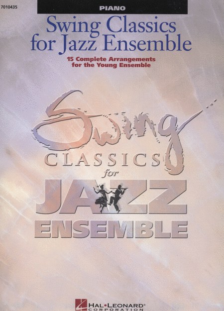 Swing Classics for Jazz Ensemble - Piano