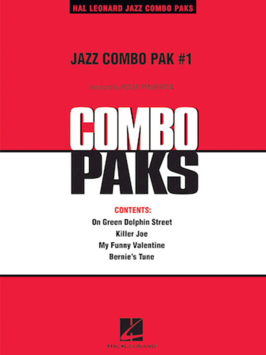 Jazz Combo Pak #1