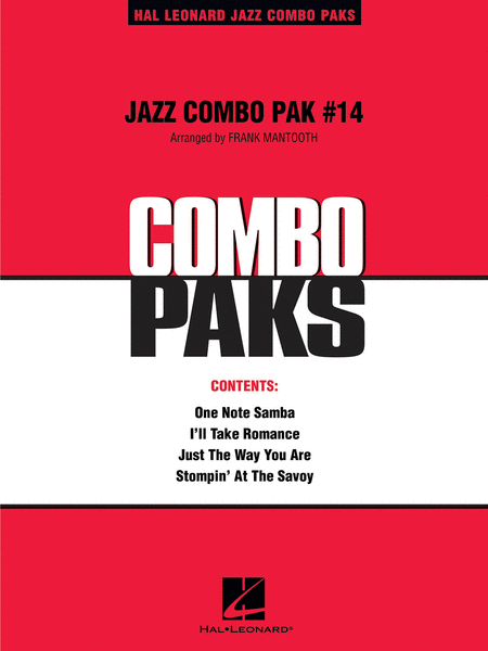 Jazz Combo Pak #14
