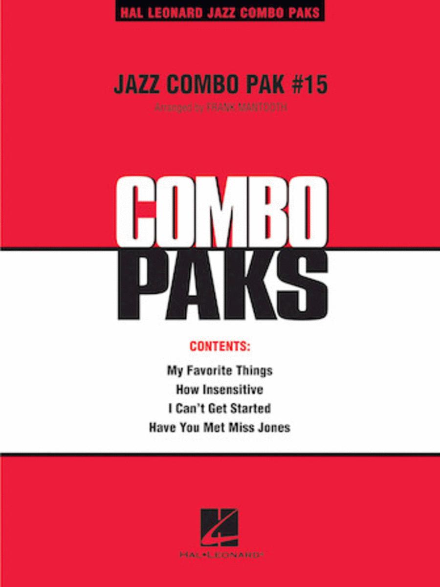 Jazz Combo Pak #15