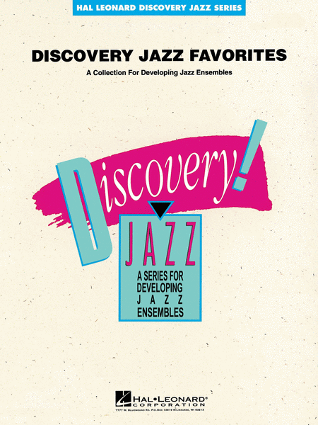 Discovery Jazz Favorites - Conductor