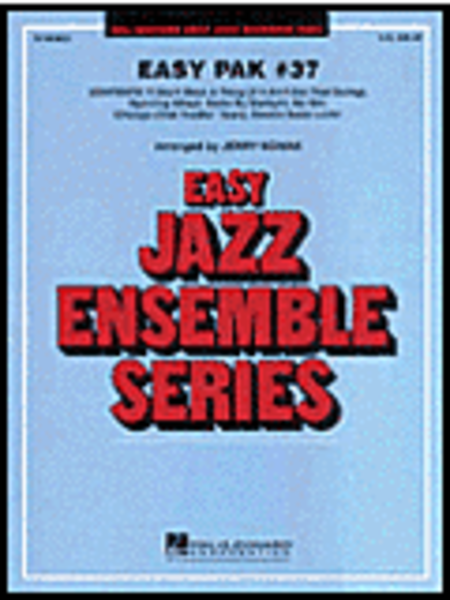 Easy Jazz Ensemble Pak 37