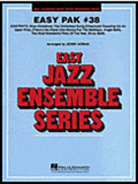 Easy Jazz Ensemble Pak 38