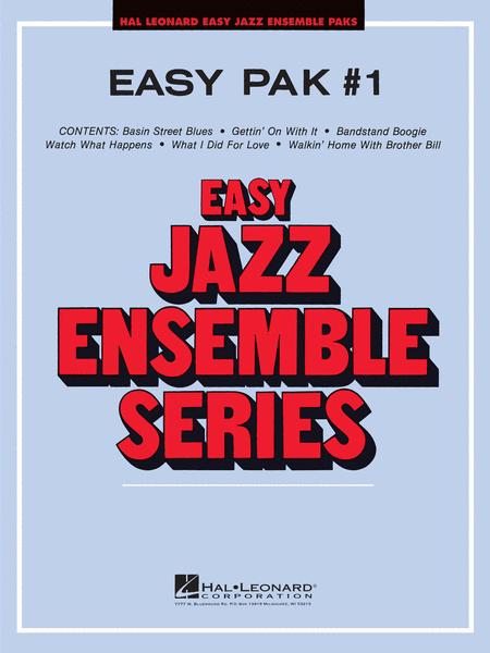 Easy Jazz Ensemble Pak 1
