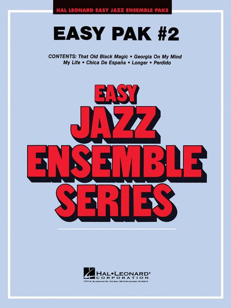 Easy Jazz Ensemble Pak 2