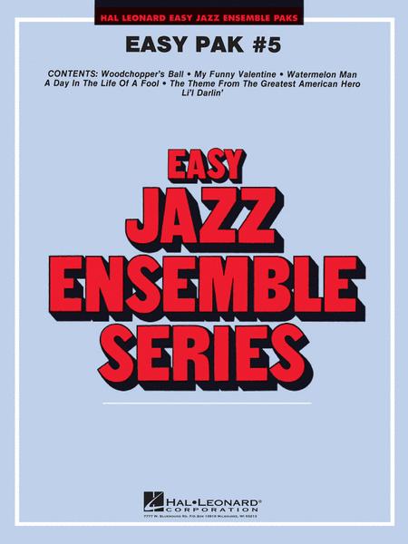 Easy Jazz Ensemble Pak 5