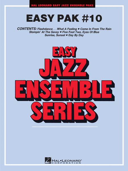 Easy Jazz Ensemble Pak #10