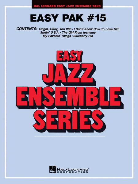 Easy Jazz Ensemble Pak 15