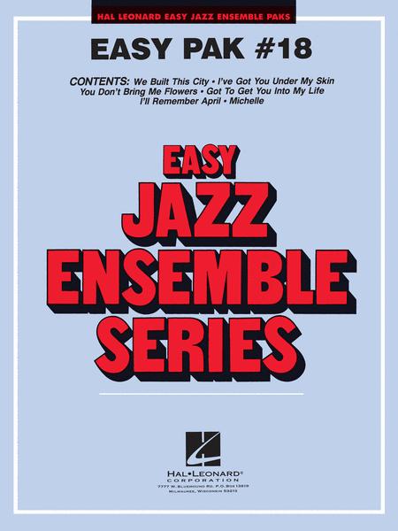 Easy Jazz Ensemble Pak 18