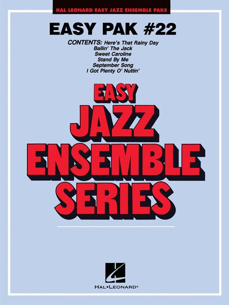 Easy Jazz Ensemble Pak 22