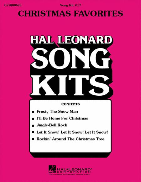 Christmas Favorites (Song Kit #17)