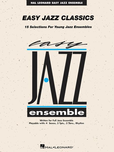 Easy Jazz Classics - Conductor
