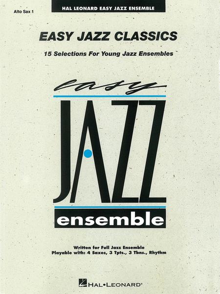 Easy Jazz Classics - Alto Sax 1