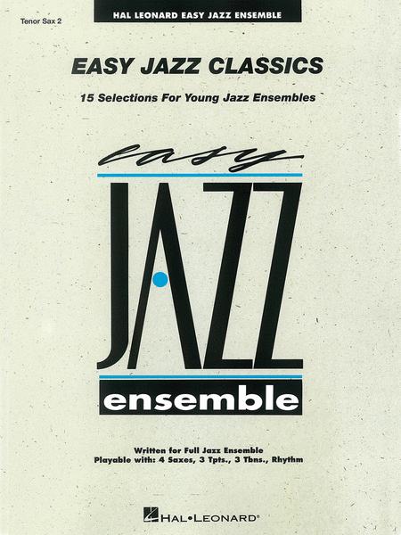 Easy Jazz Classics - Tenor Sax 2