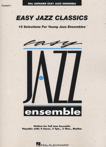 Easy Jazz Classics - Trumpet 1