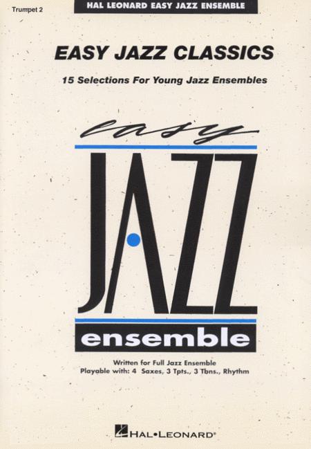 Easy Jazz Classics - Trumpet 2