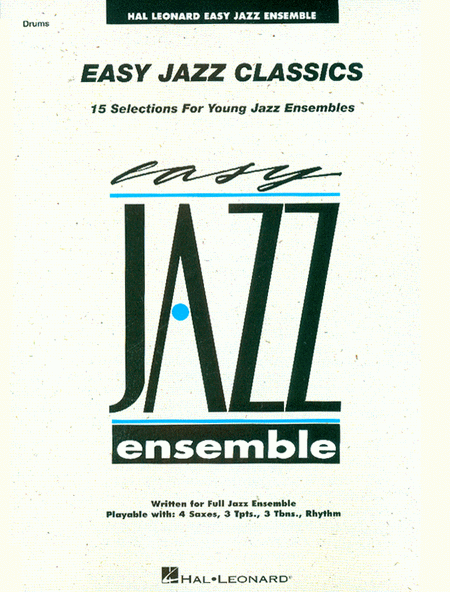Easy Jazz Classics - Drums