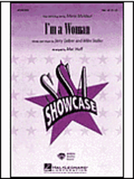 I'm a Woman - ShowTrax CD