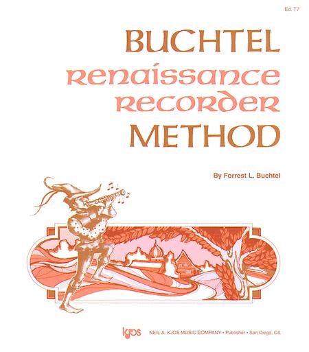 Buchtel Renaissance Recorder Method