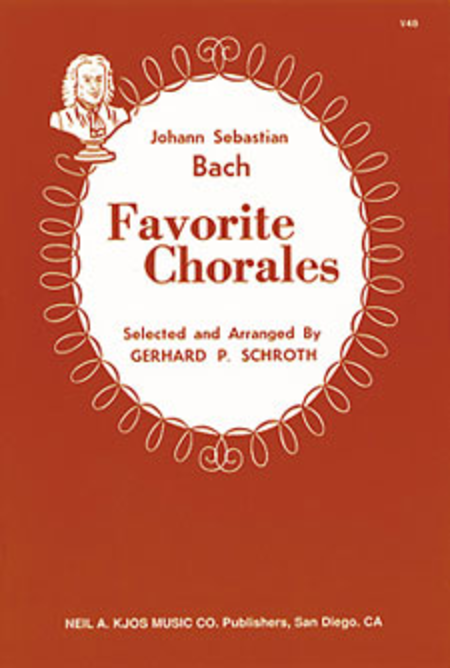 Bach Favorite Chorales