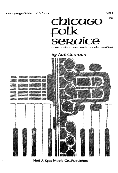 Chicago Folk Service-Congregational Edition