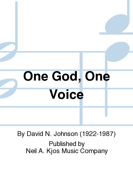 One God, One Voice