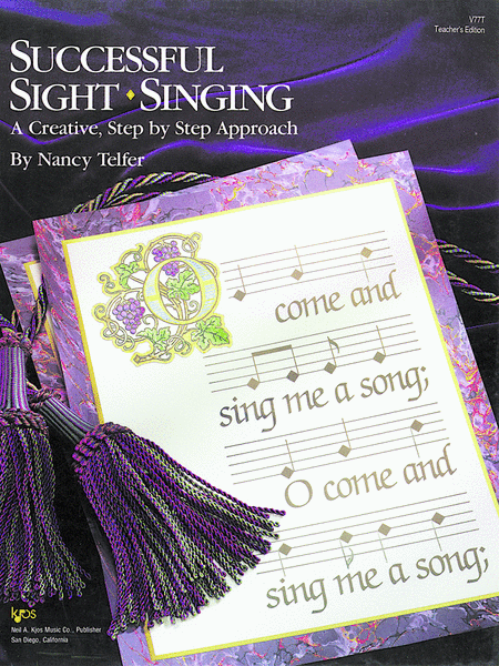 Successful Sight-Singing, Bk1 - Teacher's Ed.