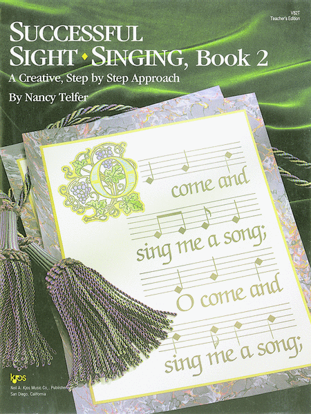 Successful Sight-Singing, Bk2 - Teacher's Ed.
