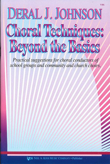 Choral Techniques