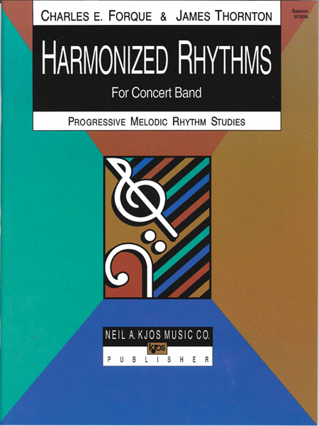 Harmonized Rhythms - Bassoon