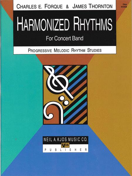 Harmonized Rhythms - Oboe