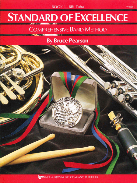 Standard of Excellence Book 1, Tuba