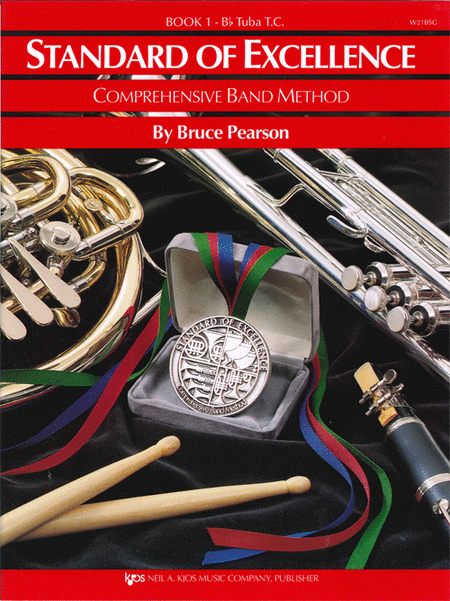 Standard of Excellence Book 1, Tuba T.C.