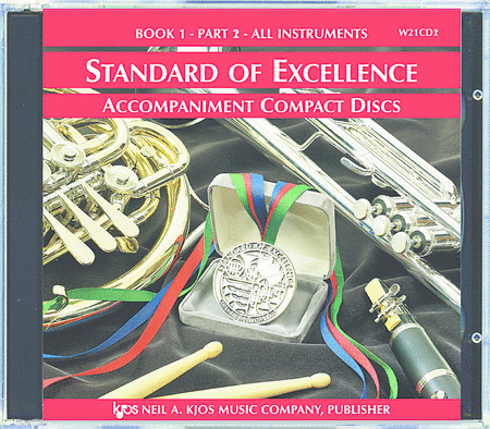 Standard of Excellence Book 1, CD 2