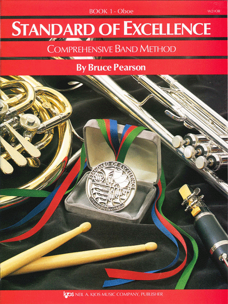 Standard of Excellence Book 1, Oboe