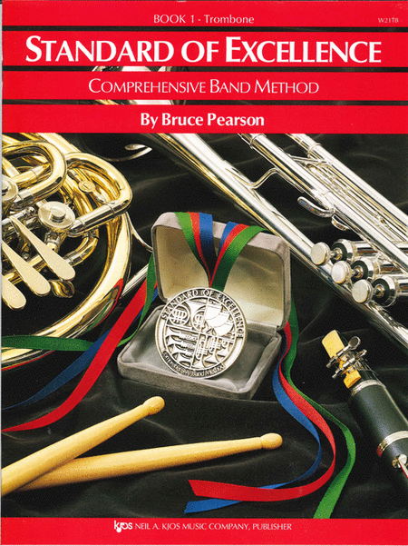Standard of Excellence Book 1, Trombone