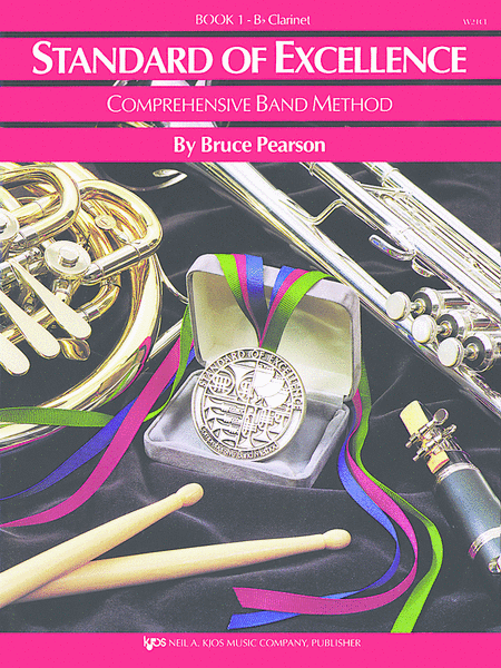 Standard of Excellence Book 1, Trumpet/Cornet