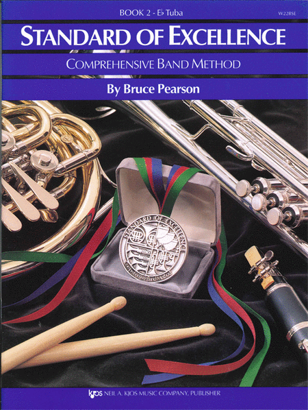 Standard of Excellence Book 2, Eb Tuba