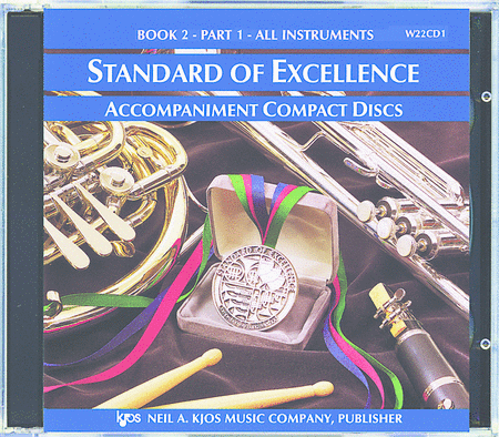 Standard of Excellence Book 2, CD 1