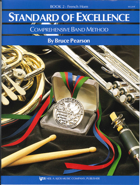 Standard of Excellence Book 2, French Horn