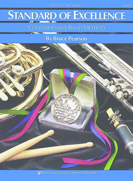 Standard of Excellence Book 2, Trumpet/Cornet