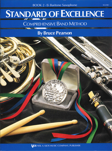 Standard of Excellence Book 2, Baritone Sax