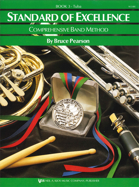 Standard of Excellence Book 3, Tuba