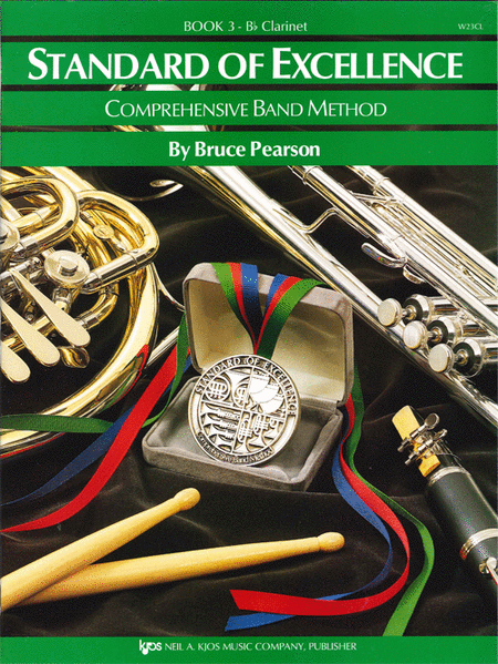 Standard of Excellence Book 3, Clarinet