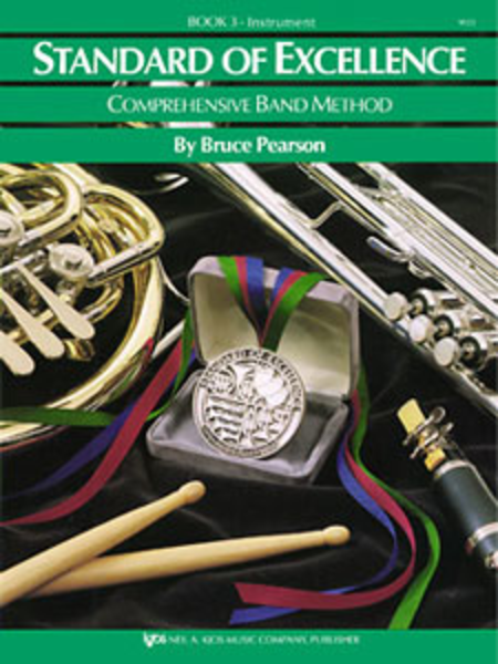 Standard of Excellence Book 3, French Horn